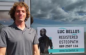 Luc Bellot osteopath